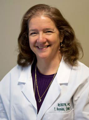 Tricia Reynolds,CNM, WHNP, of MyOBGYN, PC | Women's Healthcare Specialists in South Metro-Atlanta